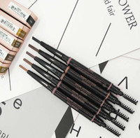 2018 HOT MAKEUP Double Eyebrow Pencil BROW PENCIL CRAYON EBO...