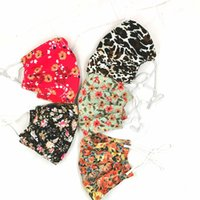 Washable Floral Printing Thin Breathable Anti UV Dust Pollen...