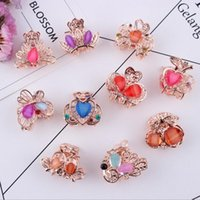 Hair Ornaments Claw Headwear Accessories Imitation Crystal M...