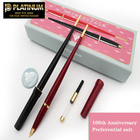 Platin 100 Yıl Bench Pen Uzun Kalem Tercihli Set DP-1000AN Business