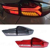 Rückleuchte für Auto Honda City 20142019 Rückleuchten LED Nebelscheinwerfer DRL Tagfahrlicht Tuning Autozubehör