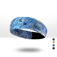 [Wholesale JH- O]Outdoor anti- UV running headband yoga suppli...