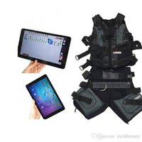 oem odm electro stimulator muscle ems muscle stimulator ems suit wireless xbody ems training device with ce