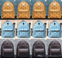 정품 가죽 고품질 3 사이즈 남성 여성 배낭 유명한 배낭 디자이너 레이디 배낭 가방 여성 남성 백팩