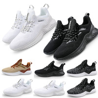 Cheaps İyi Kalite Racer Primeknit Runner İçin Erkekler Kadınlar Üçlü Siyah Tasarımcı Spor Sneakers Eğitmenler Koşu Ayakkabıları