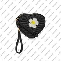 Волна сердечная сумка для женщин леди теленка кожаная сумка кошелек Crossbody сцепление браслет вечерняя сумка сумка