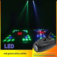 Lampada laser a LED Laser DJ DJ Light Bar KTV Family Projector Lamp Lampada Piccolo Blimp Limp Light Lighting per matrimonio Scence