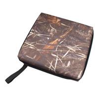 siège d'extérieur résistant au froid et à l'humidité Coussin de camping portable simple Coussin simple couche de stade Résistant à l'usure