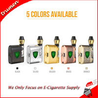 Original Kangvape Zeus Mod Kit 450mAh Vape Box Preriscaldare VV Variabile Voltage Battery 0.5ml Ceramic Coil K3 Thick Oil Cartridge
