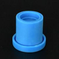 V1 V2 bobina di riparazione di plastica Giveaway Allineamento Jig 5 pezzi in silicone rosso libero di Accessori passacavo per Peak atomizzatore vaporizzatore ricostruire Kit