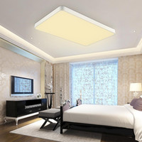 72W ultra thin LED ceiling lamp Nordic living room lamp 2020...
