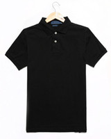 Lüks Tasarımcı Polo Erkek Polo Gömlek Yaz Marka Polos Için Moda Erkek Kısa Kollu Giyim Yüksek Kalite Tops