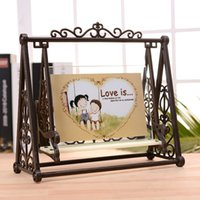 Creative Cartoon Swing Photo Frame Decorative Crafts 5 Inch ...