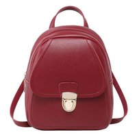 Korean Style Girls' Backpack 2020 Fashion Multi- Functio...