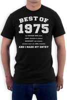 """ Best of 1975"" 42nd Birthday Gift - Funny 70'..."