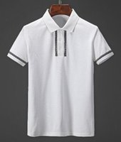 Supply Solid Polo Shirts for Men Italy Fashion Summer Man...
