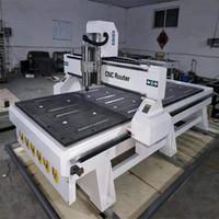 الصين أفضل سعر 3 محور التصنيع باستخدام الحاسب الآلي جهاز التوجيه ل3D الخشب باستخدام الحاسب الآلي آلة قطع 1325 الألومنيوم آلة طحن ونحت الخشب