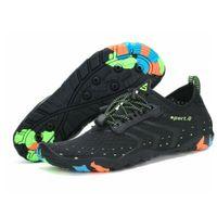 Sapatilhas unisex Sapatos de água Quick seco descalço para mergulho Surf Surf Aqua Sport Vaction