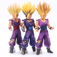 24cm 3 Colors Anime Dragon Ball Z Super Saiyan Son Gohan Act...