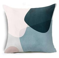 pillow covers decorative pillow cover Geometric Pillow Case Waist