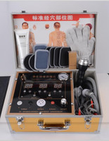 DDS bio electric massager machine health detoxification cond...