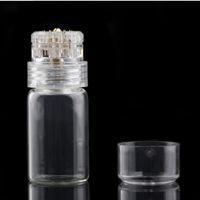 Hydra Agulha 20 Micro Agulha 0.25 / 0.5 / 0.6 / 1 / 1.5mm para casa Dispositivo de Cuidados Da Pele Bioactive derma rolo