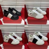 أعلى جودة أحذية الرجال مصمم VL7N احذية الدانتيل متابعة منقوش جلد الغزال الاحذية الثلاثي S أحذية منصة إمرأة حذاء رياضة مع صندوق