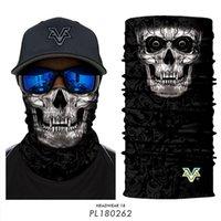 3D Открытый Neck Warmer Gaiter Термическая маска для лица Бесшовные Магия Велоспорт сноуборд Пешие прогулки Лыжная Бандана Шарф шеи Braga Мужчины Женщины