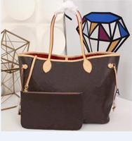 Large size Designer handbags Original leather women Brand ha...