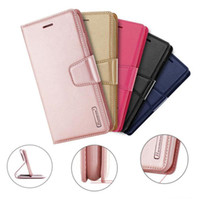 Hanman Mill Wallet PU Flip Leather Case For iPhone 11 Pro Ma...