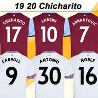 2019 2020 NOBLE CHICHARITO Mens Soccer Jerseys New ARNAUTOVI...