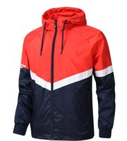 Brand Designer Jacket 2018 Fashion Tide Mens Jacket Coat Let...