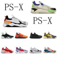 PUMA RS-X RS وصول جديدة X Reivention الشباب سوبر تشغيل العاب احذية Sankuanz مسارات أوبتيموس رئيس فاخر مصمم أحذية رياضية للنساء رجال 36-45