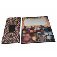 20 Renkler Göz Farı Paleti Glitter Pırıltılı Mat Inci Göz Farı Paleti Kozmetik Göz Farı Paleti Makyaj Araçları RRA1414