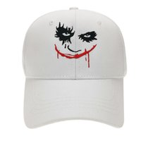 New Joker Clown Embroidered Hip Hop Cap Men Women Outdoor Le...