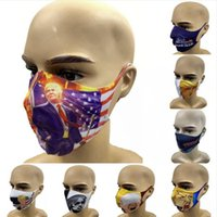 Trump Face Masks 9 Styles American Election Anti Dust Windpr...