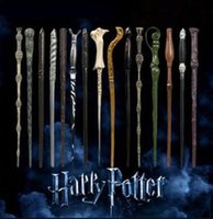 Hediye Kutusu 100pcs BY0137 ile 41 Stiller Harry Potter Wand Magic Dikmeler Hogwarts Harry Potter Serisi Sihirli Değnek Harry Potter Büyülü Wand