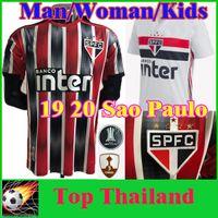 825d78a608 19 20 São Paulo Casa Camisas De Futebol De Alta Qualidade Souza Helinho  Peres Camisas De