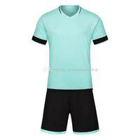 FC El más nuevo desgaste del fútbol 2019 20 jerseys para hombre del fútbol de los jerseys de la venta caliente azul de bebé