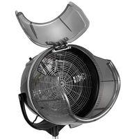 Güzellik Salonu Ayakta Saç Föner Kurutma Bonnet Hood Haddeleme Taban Stand Up Saç Kurutma Makinesi Zamanlayıcı Isı Ayarlanabilir Sıcaklık ABD Fiş