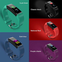 Retail ID115 115 Plus Fitness Smart Bracelet IP67 waterproof...