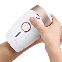الليزر الحراري لإزالة الشعر بالليزر IPL الجلد تجديد بيكيني الانتهازي المنزل استخدام جهاز الجمال الكهربائي