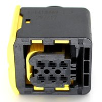 Te Connectivity weibliches Tyco Pa66 Amp 6 Pin Automotive Electrical Connector 1-1418469-1 Für Auto
