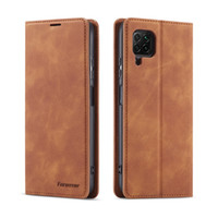 For Huawei P40 Lite Case Cover PU Leather Luxury Wallet Cove...