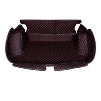 مخصص حصيرة السيارات الجذع لسيارات BMW كافة طرازات F30 F10 E46 X5 X1 X3 E36 E90 E39 E70 X5 X6 X4 اكسسوارات السيارات التصميم