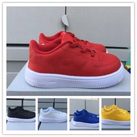 Hot kids Classic One 1 boy girls red blue black White Casual...
