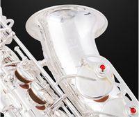 اليابان EB Alto ساكسفون مفتاح الذهب ساكس 82z ألتو المهنية الآلات الموسيقية مع reeds free