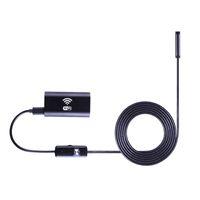 3.5M Wifi inspección del endoscopio Wifi de la cámara del endoscopio de la cámara Iphone endoscopio endoscopio impermeable cámara endoscopio Android iOS paquete al por menor