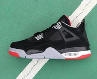 2019 New Release 4 Black Cement Grey Fire Red Man Designer B...