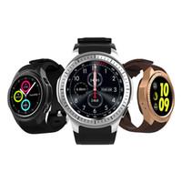 L1 الرياضة الذكية ووتش 2G LTE بلوتوث WIFI الذكية ساعة اليد Boold الضغط MTK2503 لبس أجهزة ووتش للحصول على الروبوت فون الهاتف ووتش